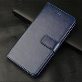 小米 紅米Note 8T Note8 Pro手機殼 瘋馬紋 皮套 全包 軟殼 防摔 商務  磁扣款 翻蓋式 錢包款 可插卡