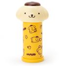 【震撼精品百貨】Pom Pom Purin 布丁狗~布丁狗棉花棒收納罐