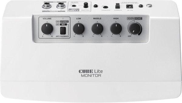 【金聲樂器廣場】Roland Cube Lite Moniter 監聽擴大音箱 iPhone、iPad或iPod touch作播放及錄音