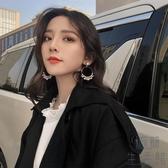 設計感耳環小眾女韓國氣質個性長款耳釘無耳洞耳夾【極簡生活】