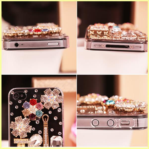 三星 S8 S9 Note8 Note5 A8Star A8 A6+ J4 J6 J7+ J7Pro J2Pro J3 S7 Edge J2Prime 手機殼 水鑽殼 訂做 香水巴黎