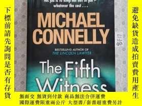 二手書博民逛書店32開英文原版罕見The Fifth Witness Y281995 Michael Connelly Or