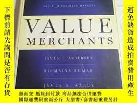 二手書博民逛書店Value罕見Merchants: Demonstrating and Documenting Superior