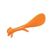 廚房小物 創意立體松鼠造型可立式飯勺/飯匙(1入)【小三美日】顏色隨機出貨