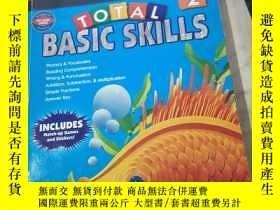二手書博民逛書店TOTAL罕見BASIC SKILLS 2Y21714 TOTA