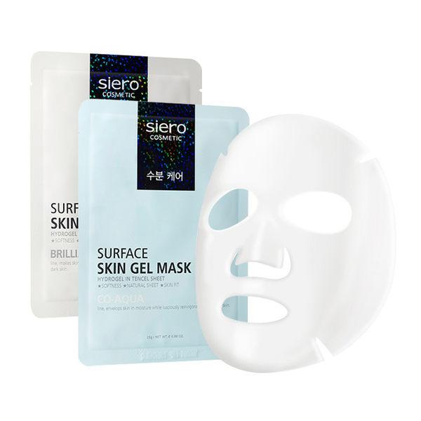 韓國 siero 肌膚表層水凝膠面膜 25mL(單片) ◆86小舖 ◆