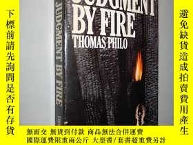 二手書博民逛書店Judgement罕見by Fire by Thomas Phi
