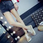 雨鞋夏季韓國可愛雨鞋女學生中筒平底防滑雨靴成人防水鞋水靴膠鞋套鞋 雲雨尚品