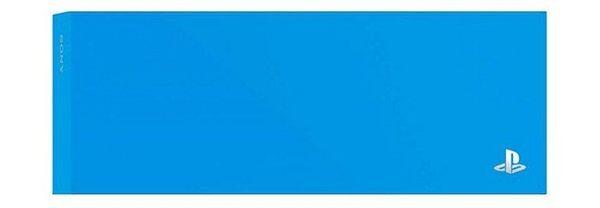 現貨供應中 PS4 專用SONY原廠裸裝 HDD插槽蓋 硬碟外蓋 替換外蓋 水波藍【玩樂小熊】