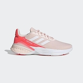 Adidas Response Sr [FX3645] 女鞋 運動 休閒 慢跑 透氣 舒適 支撐 避震 愛迪達 粉 白