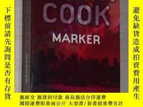 二手書博民逛書店英文原版罕見Marker by Robin Cook 著Y140