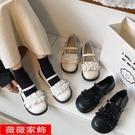 娃娃鞋 娃娃鞋女日系森系韓版百搭2021新款可愛軟妹jk制服鞋大頭小皮鞋潮 薇薇