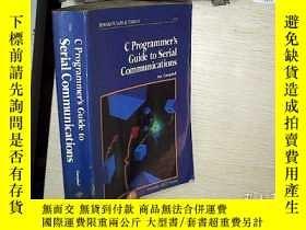 二手書博民逛書店c罕見programmers guide to serial c