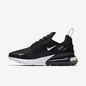 Nike W Air Max 270 [AH6789-001] 女鞋 運動 休閒 氣墊 慢跑 緩震 籃球 穿搭 黑 白