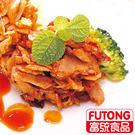 【富統食品】勁辣雞肉片(1KG/包)