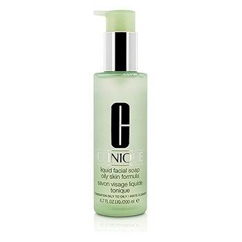 SW Clinique倩碧-63 三步曲洗面膠 Liquid Facial Soap Oily Skin Formula 200ml