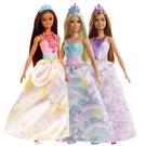 芭比娃娃Barbie 芭比夢托邦公主系列