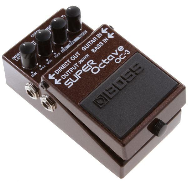 【非凡樂器】BOSS OC-3 Super Octave超級八度音 / 贈導線 公司貨保固