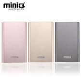 [富廉網] miniQ Coherer 10000Amh 雙USB輸出 行動電源 (MDBP-036)