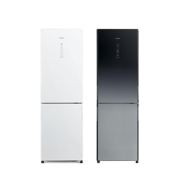 【HITACHI 日立】 313L變頻雙門電冰箱 RBX330