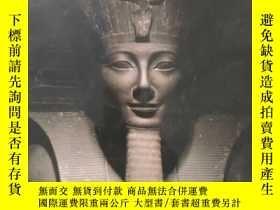 二手書博民逛書店THE罕見EGYPT STORY【大16開版本】Y21714