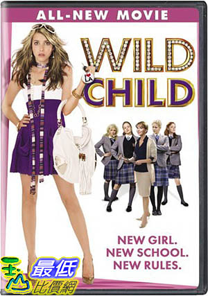 [106美國暢銷兒童軟體] Wild Child Emma Roberts (Actor), Natasha Richardson (Actor), Nick Moore (Director)