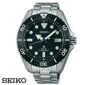 SEIKO PROSPEX 鈦金屬太陽能水鬼黑色潛水錶 SBDJ013J V157-0BN0D | 名人鐘錶高雄門市