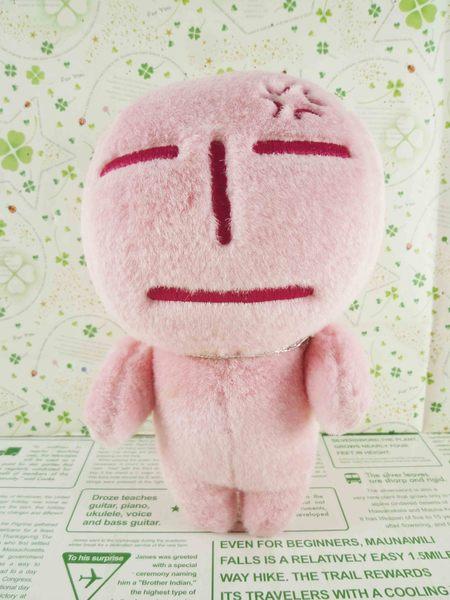 【震撼精品百貨】藍海寶寶~絨毛-粉生氣