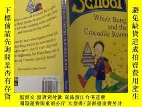 二手書博民逛書店young罕見hippo school : 小河馬學校,Y200392
