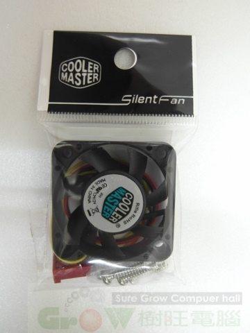 [地瓜球@] Cooler Master Silent Fan 薄型 長效型 軸承 4公分 風扇 4000轉