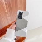 SamSung創意幾何拼接防摔保護套 三星Note20/10保護殼 Galaxy n20 Ultra手機套素面皮套 三星note 10pus手機殼