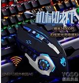無線滑鼠 無線滑鼠可充電式筆記本臺式電腦家用游戲辦公靜音無聲滑鼠男女生無限 618大促銷