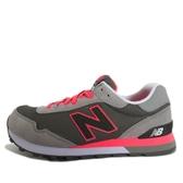 New Balance WL515SLA B [WL515SLA] 女鞋 休閒 經典 運動 灰 紅 總統