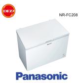 PANASONIC 國際牌 NR-FC208 冷凍櫃 白色 204L 臥式 公司貨