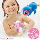 卡通游泳企鵝發條兒童洗澡玩具 戲水