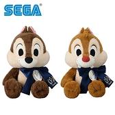 【日本正版】Preciality 奇奇蒂蒂 絨毛玩偶 33cm 娃娃 玩偶 迪士尼 SEGA 399909 399916