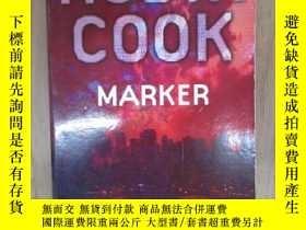 二手書博民逛書店外文書罕見ROBIN COOK MARKER(共598頁,32開)Y15969
