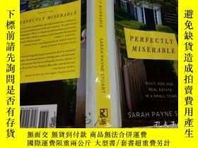 二手書博民逛書店原版英法德意等外文罕見PERFECTLY MISERABLE 2