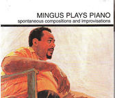 【正版全新CD清倉 4.5折】Charles Mingus / Mingus Plays Piano