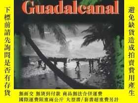 二手書博民逛書店The罕見Battle For GuadalcanalY2551
