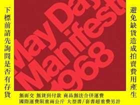 二手書博民逛書店May罕見Day Manifesto 1968Y364682 Verso Verso Books 出版201