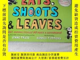 二手書博民逛書店eats,shoots罕見and leavesY279821