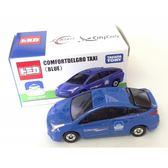 TOMICA多美小汽車 亞洲限定 新加坡TAXI (藍) 97458