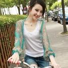 夏天防曬披肩女長袖騎車開車空調超薄防曬衣雪紡絲巾百搭防曬袖套 陽光好物