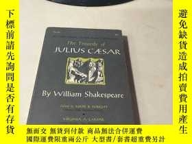 二手書博民逛書店The罕見Tragedy of Julius CaesarY28
