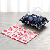 【BlueCat】小清新日式貓咪棉麻紙巾套 面紙套 面紙盒