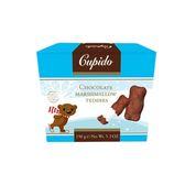 法國Cupido小熊牛奶巧克力棉花糖150g