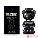 MOSCHINO 莫斯奇諾 TOY BOY 黑熊 男性淡香精(30ml)-香水公司貨【美麗購】