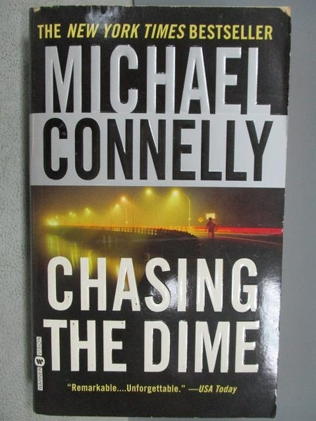 【書寶二手書T8/原文小說_MPT】Chasing The Dime_Michael Connelly