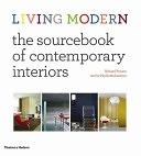 二手書博民逛書店 《Living Modern: The Sourcebook of Contemporary Interiors》 R2Y ISBN:0500515255